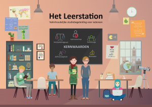 Het Leerstation: Vakinhoudelijke studiebegeleiding voor iedereen in Utrecht