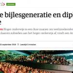 Maarten Huygen NRC september 2018